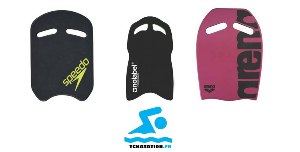 Les meilleurs planches de natation : Speedo, Arena et Nolabel